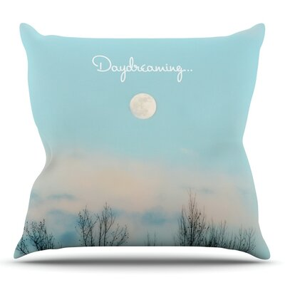 Day Dreaming by Beth Engel Outdoor Throw Pillow