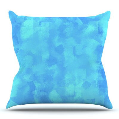 Convenience by CarolLynn Tice Outdoor Throw Pillow