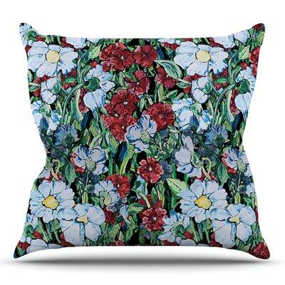 Giardino by DLKG Design Outdoor Throw Pillow