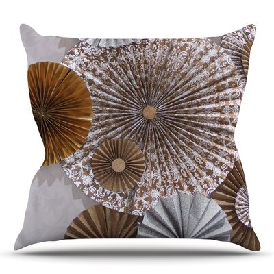 Venice by Heidi Jennings Outdoor Throw Pillow