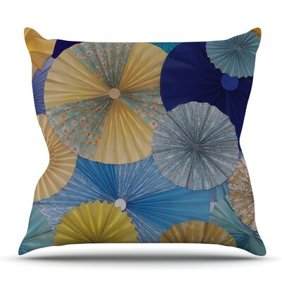 Suspension by Heidi Jennings Outdoor Throw Pillow