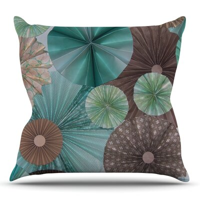 Atlantis by Heidi Jennings Outdoor Throw Pillow