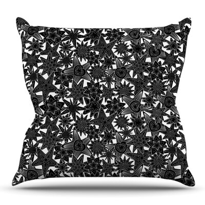 My Dreams by Julia Grifol Outdoor Throw Pillow