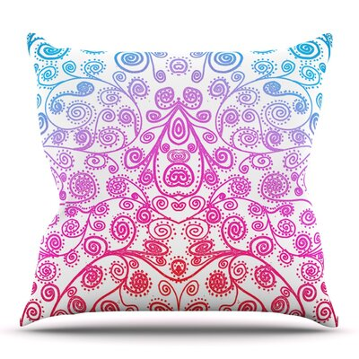 Safe and Sound by Monika Strigel Outdoor Throw Pillow