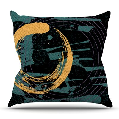 Weekend by Micah Sager Outdoor Throw Pillow