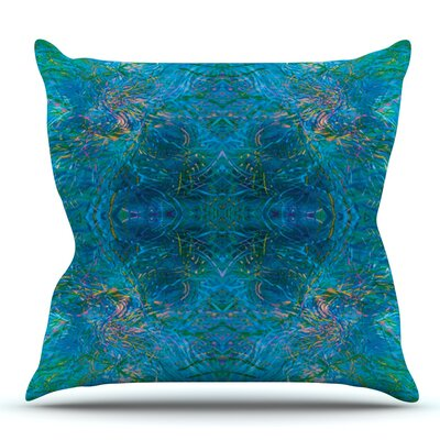 Clearwater by Nikposium Outdoor Throw Pillow