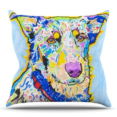Becca by Rebecca Fischer Outdoor Throw Pillow