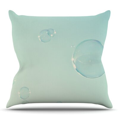 Wonder by Susannah Tucker Outdoor Throw Pillow