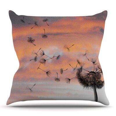 Dandy by Skye Zambrana Outdoor Throw Pillow