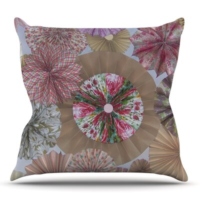 Lady by Heidi Jennings Outdoor Throw Pillow