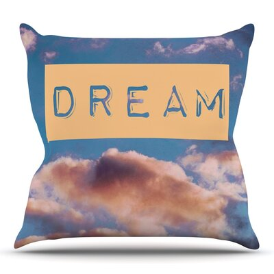Dream by Iris Lehnhardt Outdoor Throw Pillow
