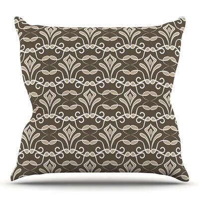 Deco by Julia Grifol Outdoor Throw Pillow