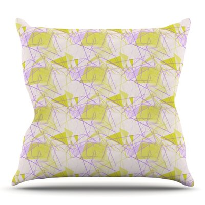 Alison Coxon Outdoor Throw Pillow