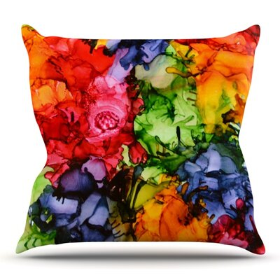 Teachers Pet II by Claire Day Outdoor Throw Pillow
