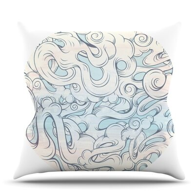 Entangled Souls by Mat Miller Outdoor Throw Pillow