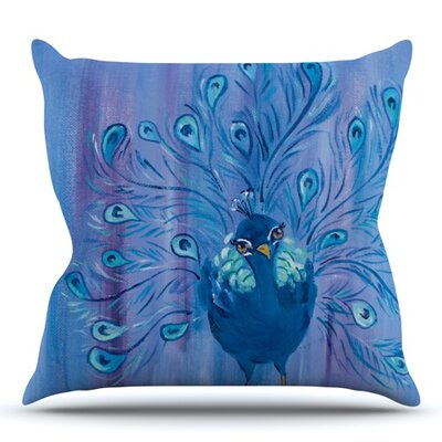 Little Master by Padgett Mason Outdoor Throw Pillow