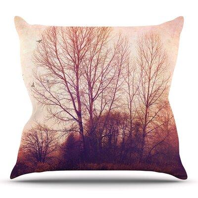 Explore by Sylvia Cook Outdoor Throw Pillow