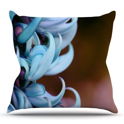 Bloom by Suzanne Carter Outdoor Throw Pillow