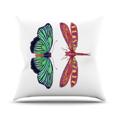 Haland by Catherine Holcombe Outdoor Throw Pillow