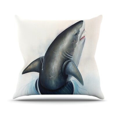 Lucid by Graham Curran Outdoor Throw Pillow