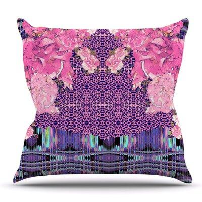 Lepparo by Nina May Outdoor Throw Pillow
