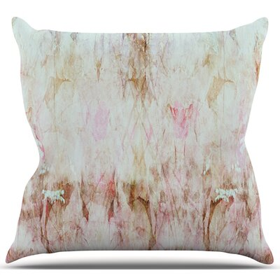 Florian by Suzanne Carter Outdoor Throw Pillow