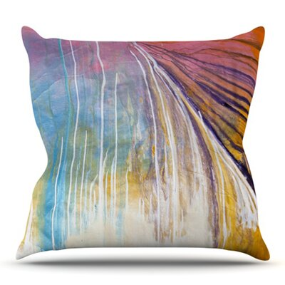 Sway by Steve Dix Outdoor Throw Pillow