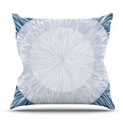 Pulp by Anchobee Outdoor Throw Pillow