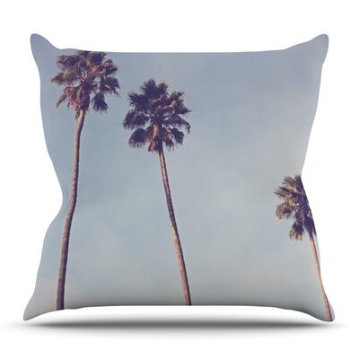 Sunshine and Warmth by Catherine McDonald Outdoor Throw Pillow
