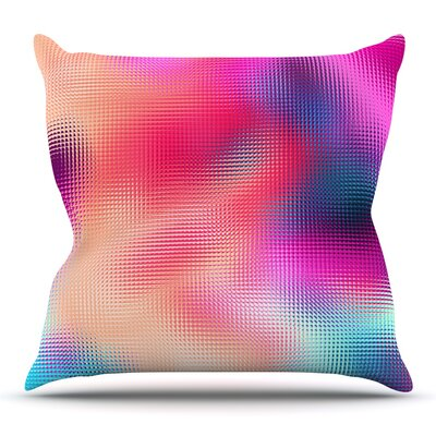 Danny Ivan Outdoor Throw Pillow