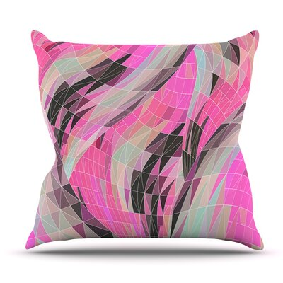 La Verite by Danny Ivan Outdoor Throw Pillow