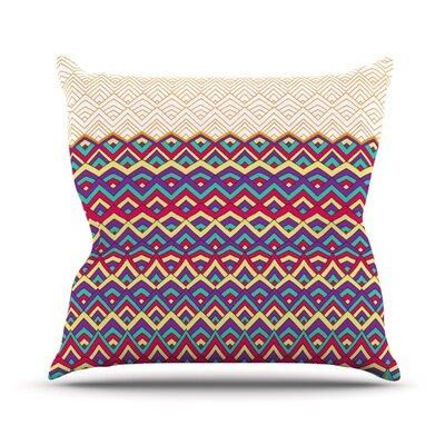 Horizons III Outdoor Throw Pillow