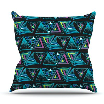 Its Complicated by Anneline Sophia Outdoor Throw Pillow