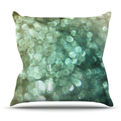Sparkle by Debbra Obertanec Outdoor Throw Pillow