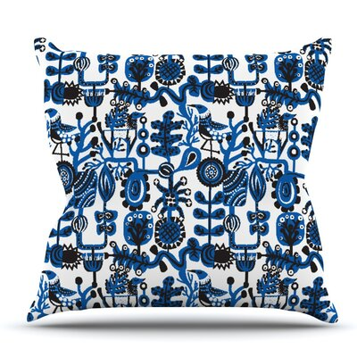 Dream by Agnes Schugardt Outdoor Throw Pillow
