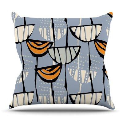 Eden by Gill Eggleston Outdoor Throw Pillow