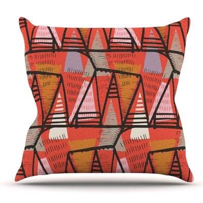 Arnaud by Gill Eggleston Outdoor Throw Pillow