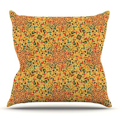 Swept Away II by Ebi Emporium Outdoor Throw Pillow