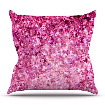 Romance Me by Ebi Emporium Outdoor Throw Pillow