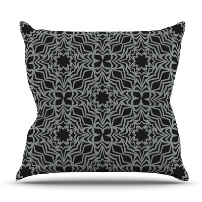 Optical Fest by Miranda Mol Outdoor Throw Pillow