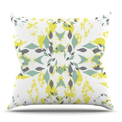 Springtide by Miranda Mol Outdoor Throw Pillow