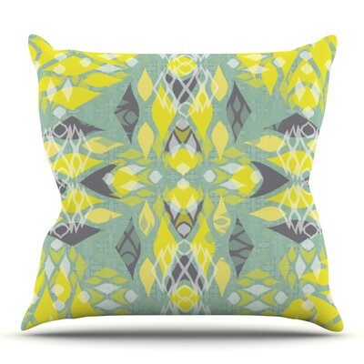 Joyful by Miranda Mol Outdoor Throw Pillow
