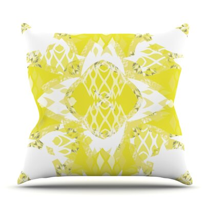 Citrus Spritz by Miranda Mol Outdoor Throw Pillow
