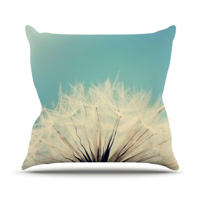 Your Love is Electrifying Outdoor Throw Pillow