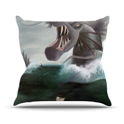 Vessel Outdoor Throw Pillow