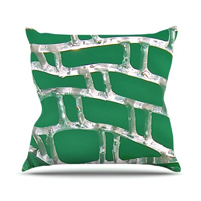Catch by Maynard Logan Outdoor Throw Pillow