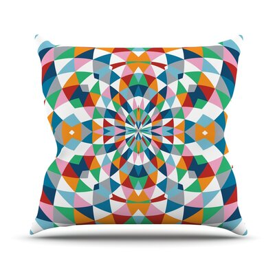 Modern Day by Project M Outdoor Throw Pillow