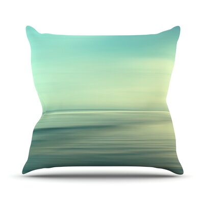 Beach Outdoor Throw Pillow