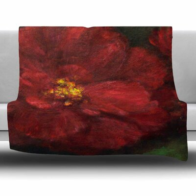 My Beauty by Cyndi Steen Fleece Blanket