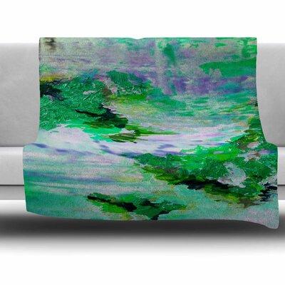 On Cloud Nine - 6 by Ebi Emporium Fleece Blanket